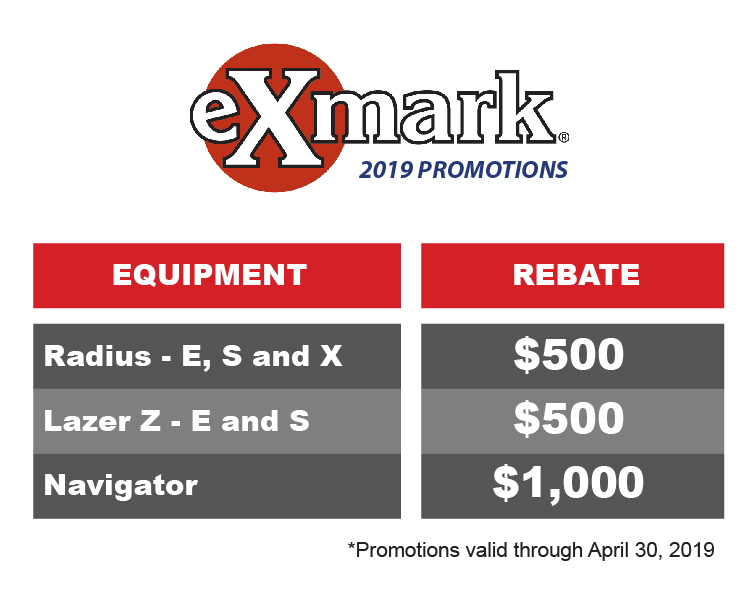 Exmark : Lawn Mowers Parts and Service, YOUR POWER EQUIPMENT